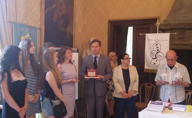 Дъжд от български награди в международен конкурс за поезия в Италия