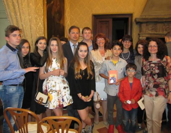 Награди за поезия в Триуджо - Италия 2016