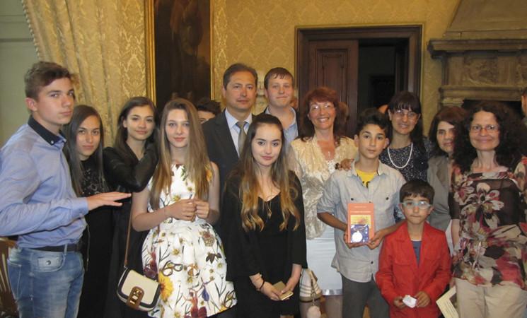 Награди за поезия в Триуджо, Италия 2016