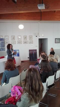 Brunate Alda Merini - 2016
