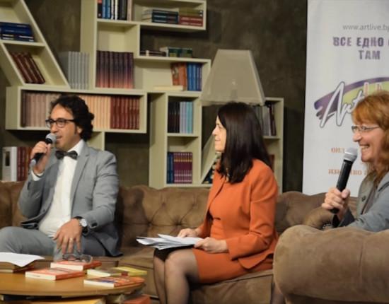 Представяне на литературното творчество на Донато ди Капуа