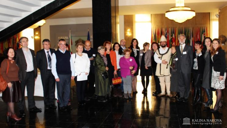 Любомир Левчев с послание до международна конференция на ЮНЕСКО в София