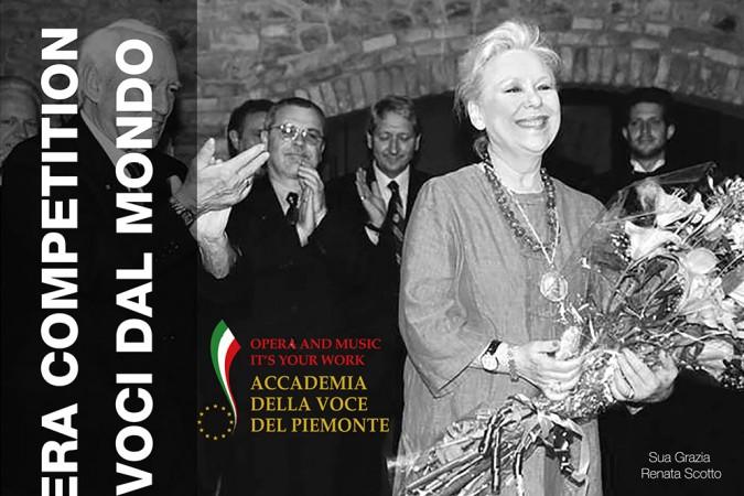 """Международен конкурс за оперни певци """"Пиемонте Опера - Гласове на света"""""""